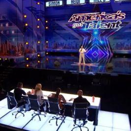 82 year old John Hetlinger on Americas Got Talent