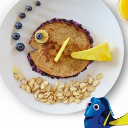 How yummy fun!!!    Finding Dory Quesa-Dory Quesida Recipe