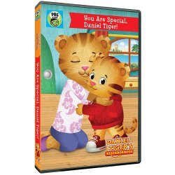 Daniel Tiger's Neighborhood: You Are Very Special, Daniel Tiger DVD