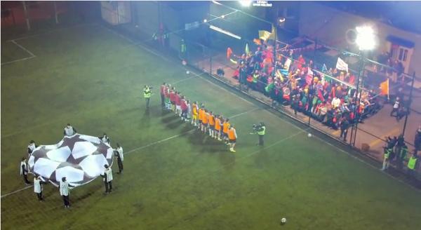 Turkish 5-a-side surprise champions league