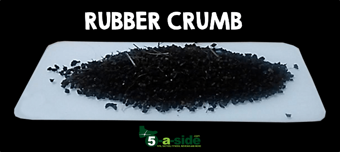 Rubber Crumb Artificial Turf