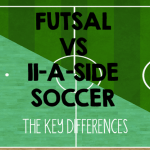 Futsal vs 11-a-side – The Differences Explained