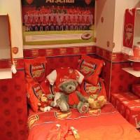 Trikots ausnehmender Hässlichkeit: Arsenal London