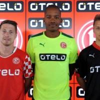 Das neue FC Croatia Fortuna Düsseldorf Trikot