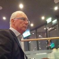 Neues Ehrenmitglied der Sektion Stadionverbot