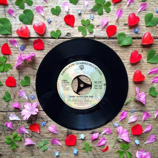 8. Young Hearts - Candi Staton