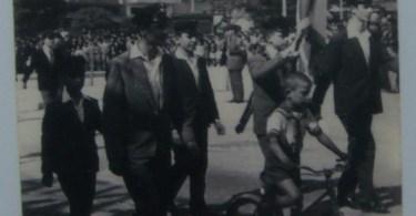 1959 Σημαιοφόρος ο Κώστας Δ. Βαρμάζης