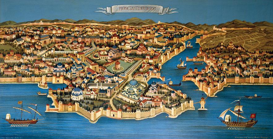 2η πρόσκληση εκδήλωσης ενδιαφέροντος ταξιδιωτικών γραφείων για πραγματοποίηση εκπαιδευτικής επίσκεψης μαθητών του 5ου Γυμνασίου Κατερίνης στην Κωνσταντινούπολη