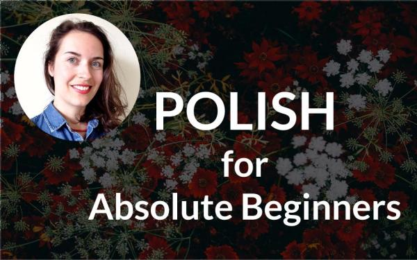 Polish for beginners course