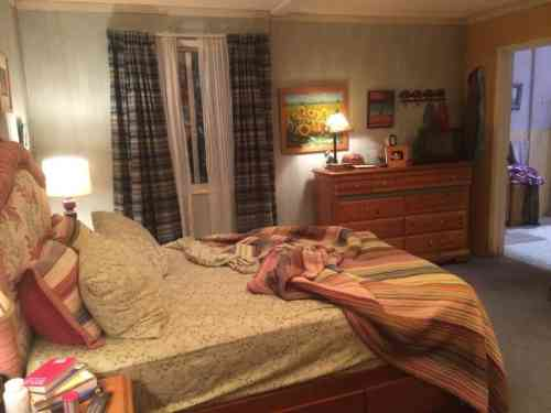 The Middle Set - Frankie and Mike Bedroom - #ABCTVEvent