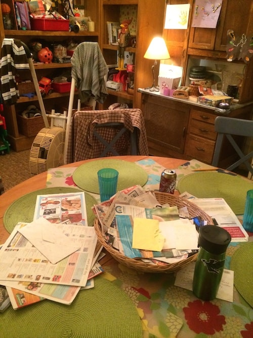 The Middle Set - Kitchen Table - #ABCTVEvent