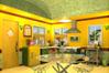 [ 7コのパイナップルを探し出す脱出ゲーム]フルーツ・キッチン No.11 パイナップルイエロー
