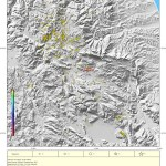 L'Aquila, l'evoluzione mensile del terremoto. Marzo 2011