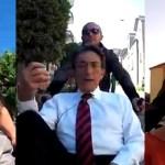 VIDEO: ECCO DI NUOVO CIALENTE IN BICI (E LA PEZZOPANE, INVERARDI E NON SOLO)