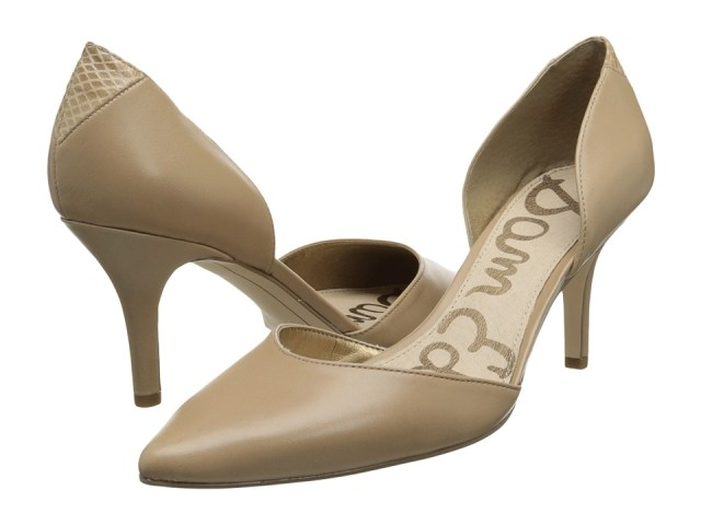 Sam Edelman - Opal (Classic Nude Leather) High Heels