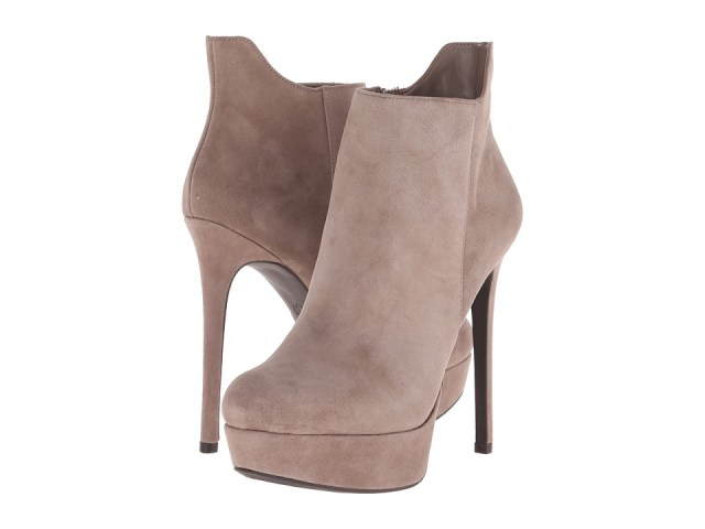 Jessica Simpson - Shawley (Slater Taupe Lux Kid Suede) High Heels
