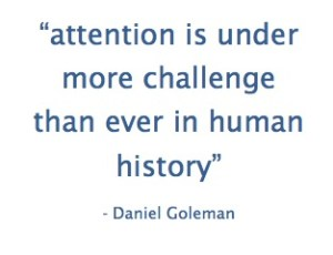 goleman-attention