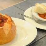 Chili Con Carne in a Bread Bowl….$10.00 or Less Meal