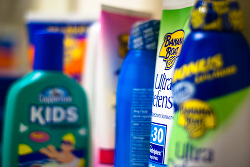 Sunscreen: Not Just For Summer