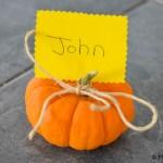 Fun Uses For Autumn Pumpkins