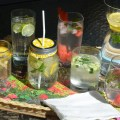 Make Your Own Flavored Water (Or Tea)…Refreshing, Easy & Affordable