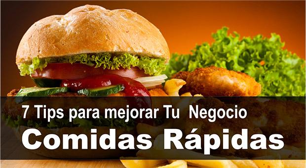 Negocio de comidas r pidas 7 tips para hacerlo m s rentable for Sillas para local de comidas rapidas