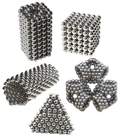 BuckyBalls Magnetic Building Spheres