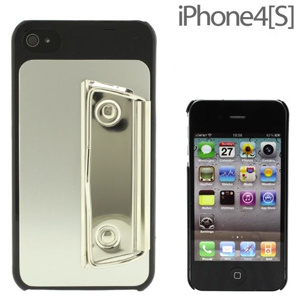 Binder iPhone 4S/4 Case