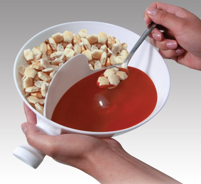 KRUNCH NO SOG CEREAL BOWL