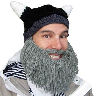 Barbarian Beard Head
