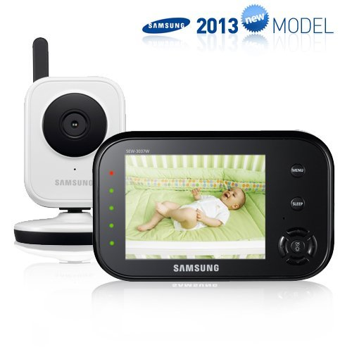 Samsung SEW-3036WN Wireless Video Baby Monitor
