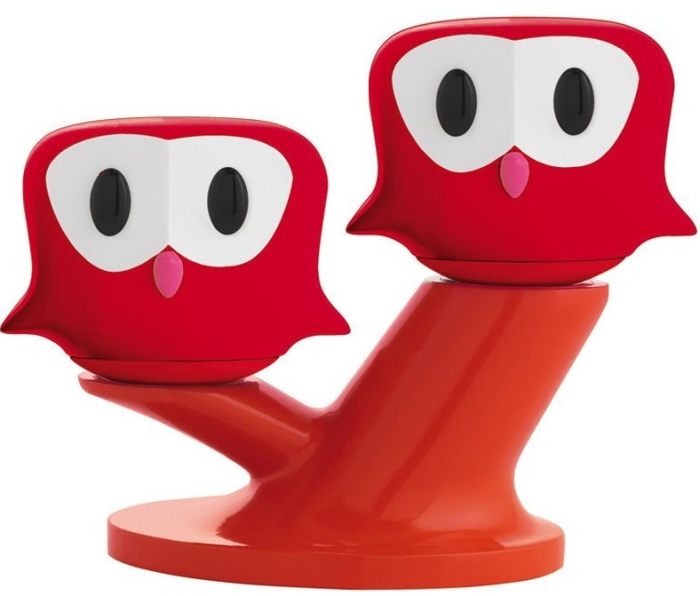 Pic & Nic Owls Salt and Pepper Shakers Set