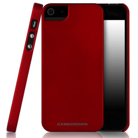 case red iphone 5