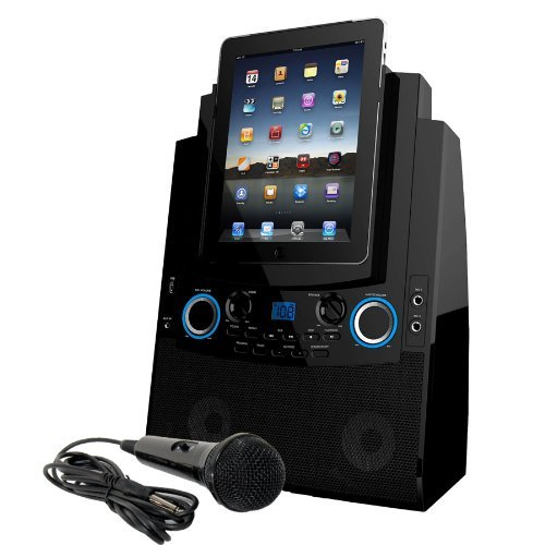 The Singing Machine iSM-990 Karaoke Player Made for iPad/iPod