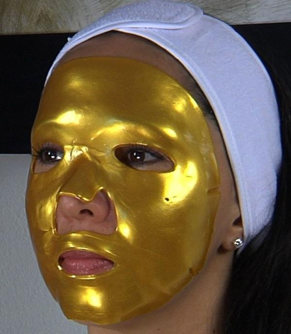 KollagenX 24 Karat Gold Collagen Mask