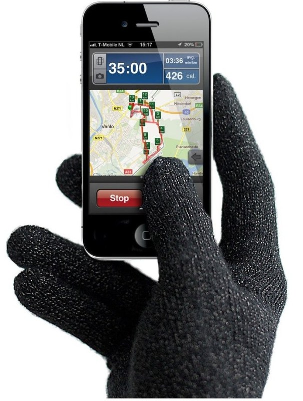 Multi-Surface Touchscreen Gloves