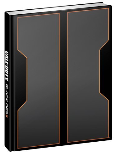 Call of Duty: Black Ops II Limited Edition Strategy Guide (Call of Duty Black Ops 2) [Hardcover]