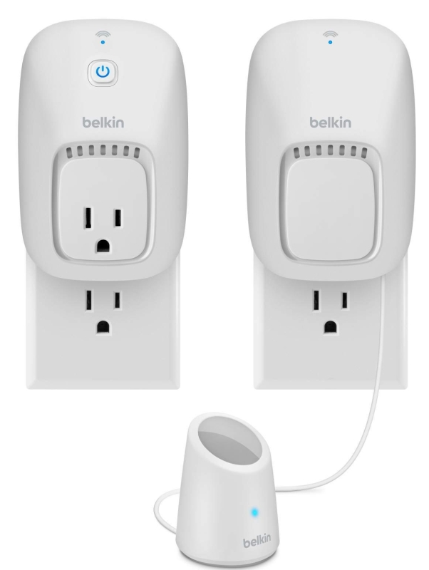 Home Automation Switch + Motion Sensor bundle for Apple iPhone, iPad, and iPod touch