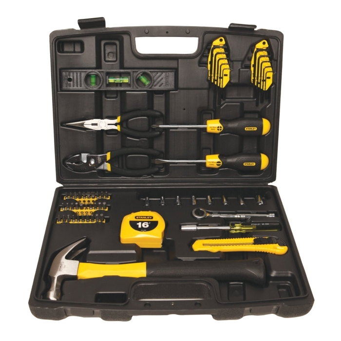 65-Piece General Homeowner's Tool Set