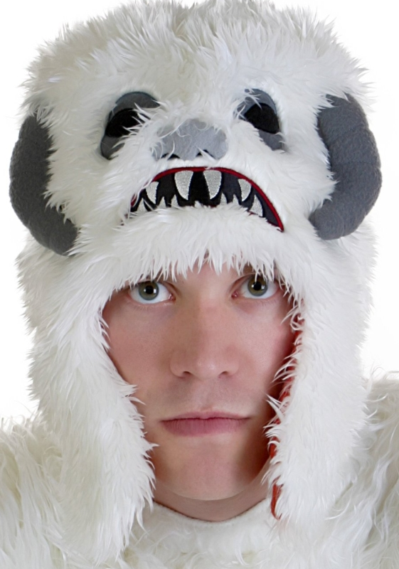 Cap Star Wars Wampa Fleece