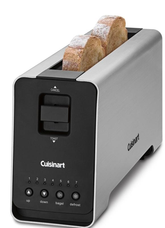 Cuisinart CPT-2000 2-Slice Long Slot Motorized Toaster