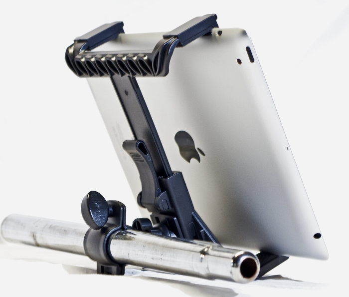 iShot Mounts -- The New iPad - iPad 2 - iPad 3