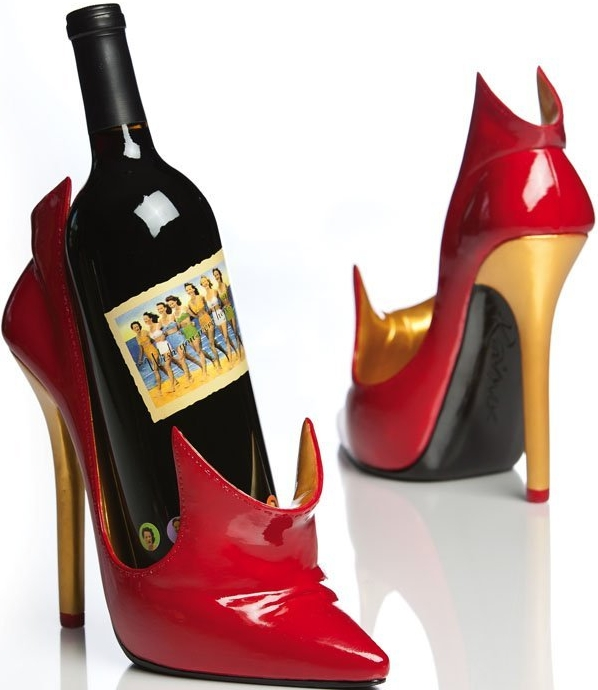 Devilish Wine Bottle Holder