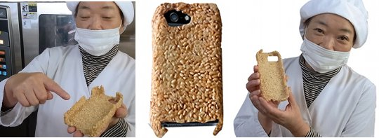 Survival Senbei Rice Cracker iPhone 5 Case