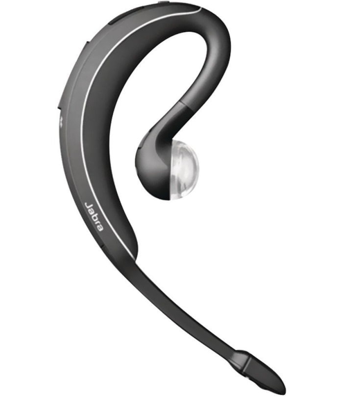 Amazon.com  Jabra WAVE Bluetooth Headset- Black [Retail Packaging] - MAIN