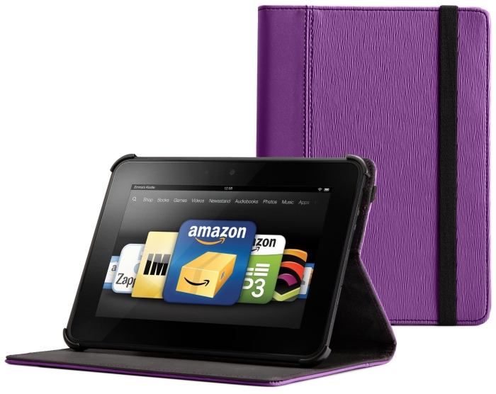 Amazon.com  Marware Vibe Standing Case for Kindle Fire HD 7' (will only fit Kindle Fire HD 7') - MAIN