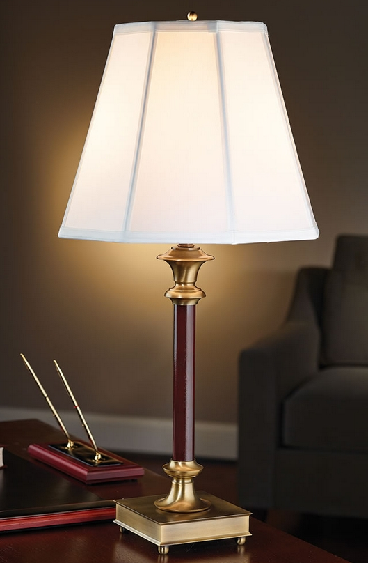 The Library Of Congress Desk Lamp