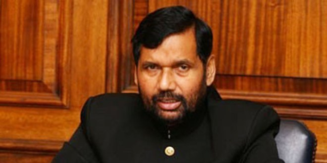 Congress using Security Agencies for Election Maneuvering; Puts CBI After Paswan
