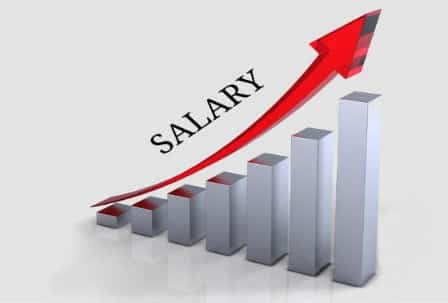 increment in 7th pay commission
