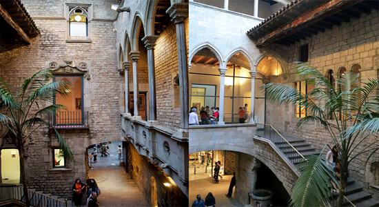 Barcelona-Picasso-Museum